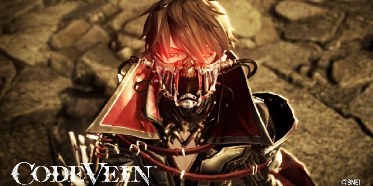 Mira el primer tráiler de Code Vein, el nuevo RPG de Bandai Namco