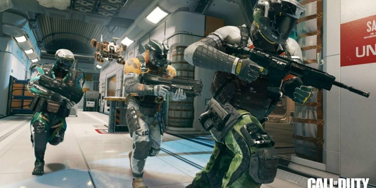 El multijugador de CoD: Infinite Warfare se puede probar gratis en Steam
