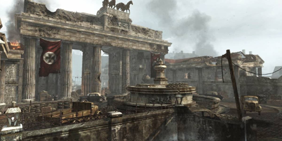 Anunciado el tercer paquete de mapas para Call of Duty: World at War