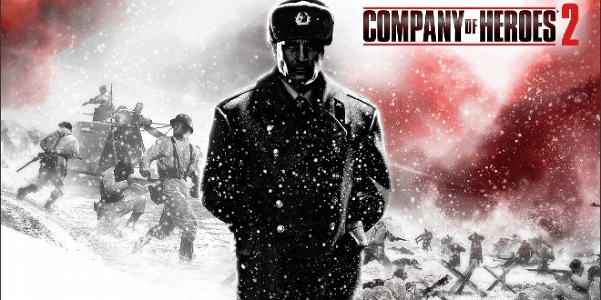 Company of Heroes 2 probado con 12 tarjetas de video