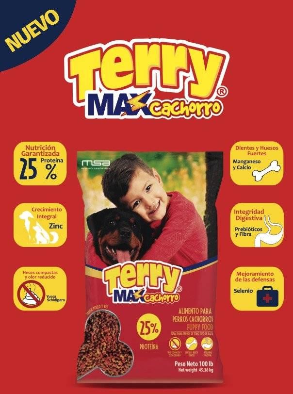 Terry Max Cachorro