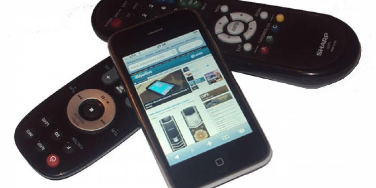 5 cosas que puedes manejar a control remoto con tu iPhone