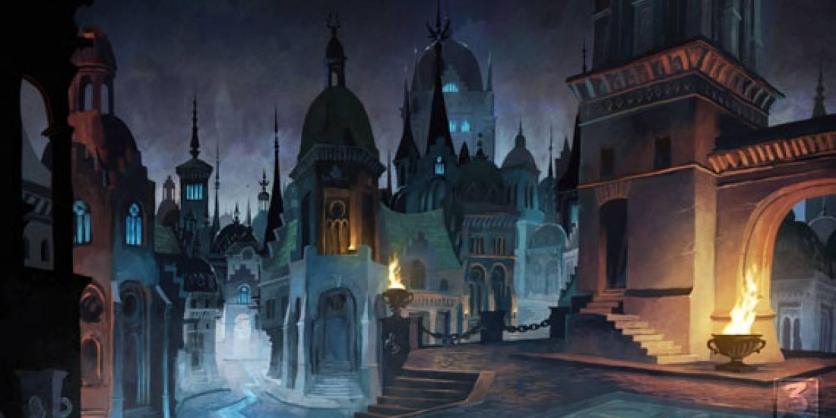 Electronic Arts distribuirá el nuevo RPG de 38 Studios