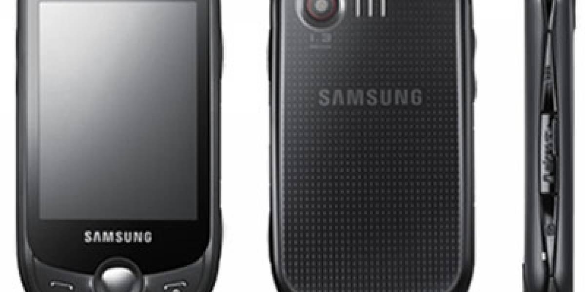 Corby Pop: Detalles del nuevo teléfono Samsung Corby de bajo costo