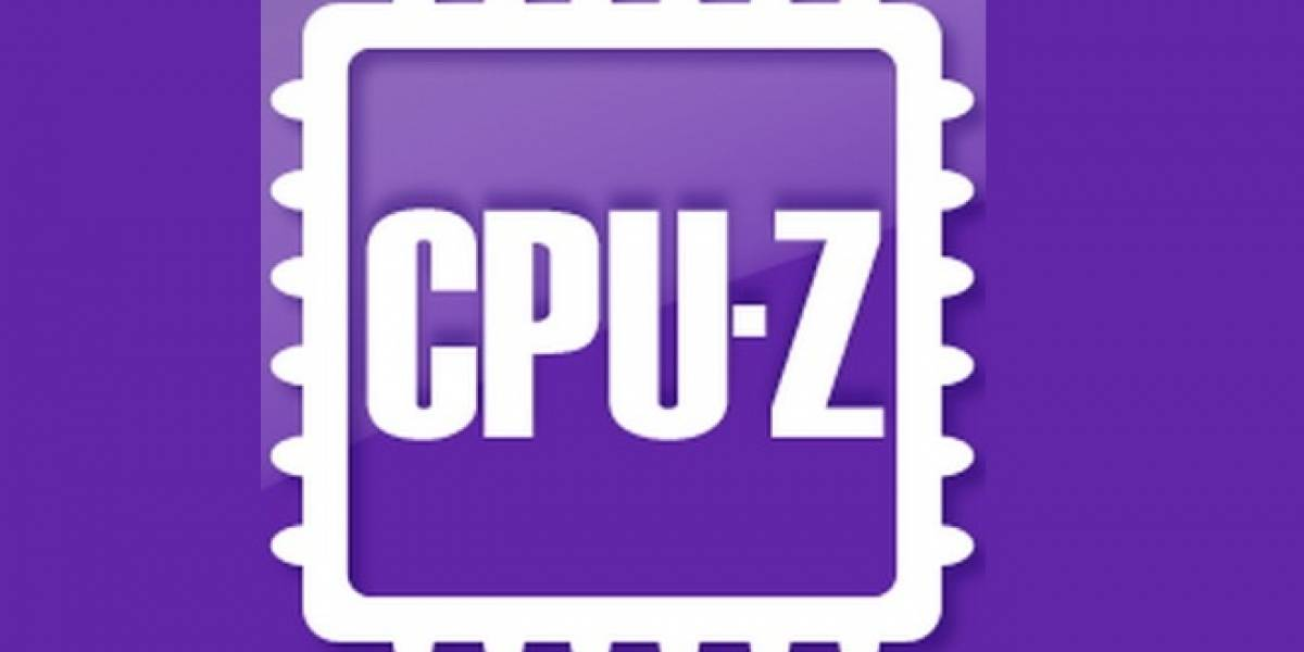 CPUID lanza su utilidad CPU-Z 1.68