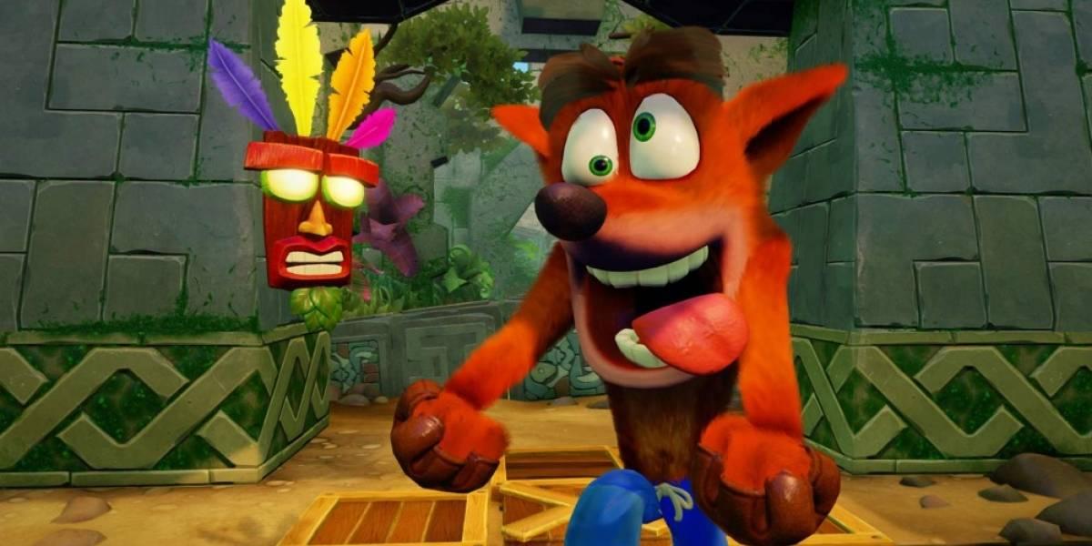 Muestran más jugabilidad de Crash Bandicoot N. Sane Trilogy