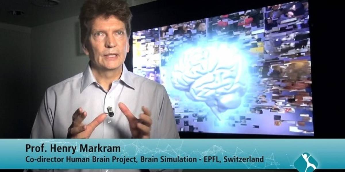 Hacer una réplica por supercomputador del cerebro humano: The Human Brain Project