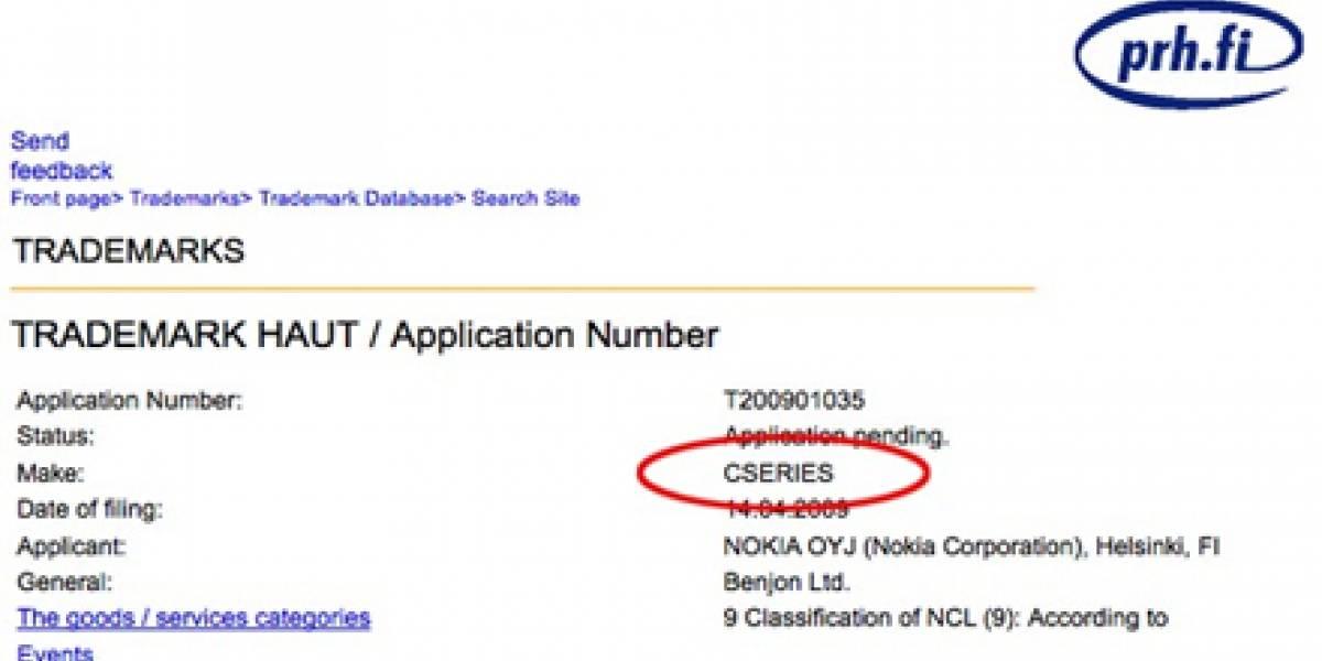Futurología: Nokia patentó lo que será la serie C
