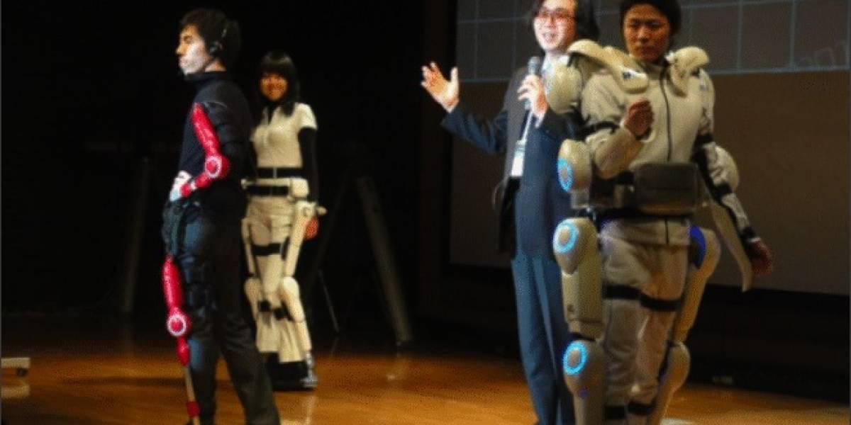 Exoesqueleto Cyberdyne HAL inicia su distribución a nivel mundial
