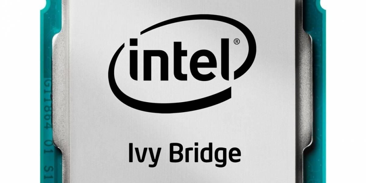 Intel revela los precios de sus procesadores Ivy Bridge-E