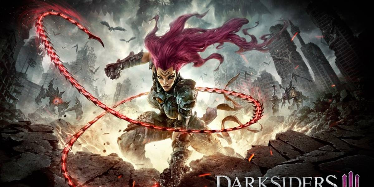 Vean 12 minutos de Darksiders III