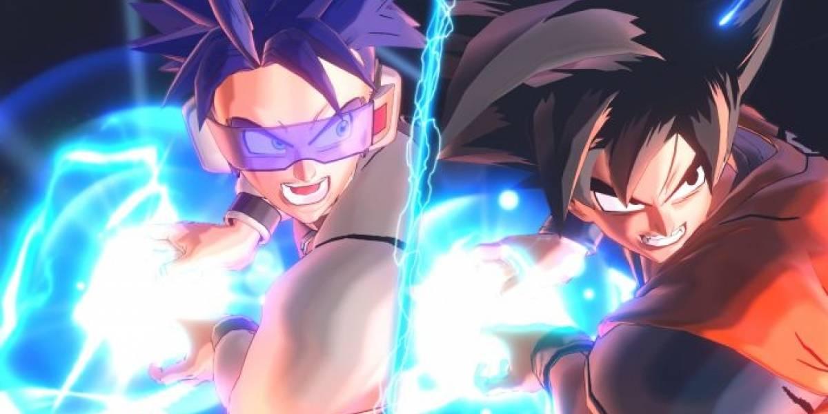 Dragon Ball Xenoverse 2 recibirá nuevos contenidos a inicios de 2018