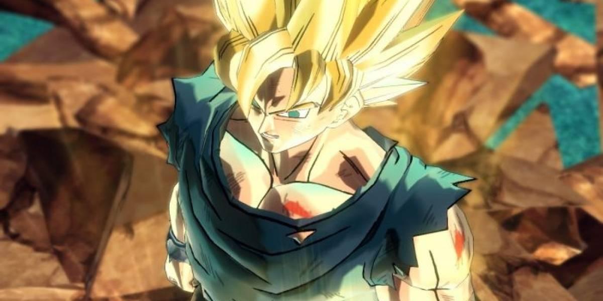 Dragon Ball Xenoverse 2 para Nintendo Switch ya tiene fecha de salida