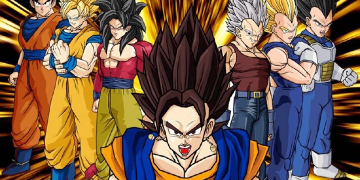 Namco Bandai se hace de los derechos de Dragon Ball