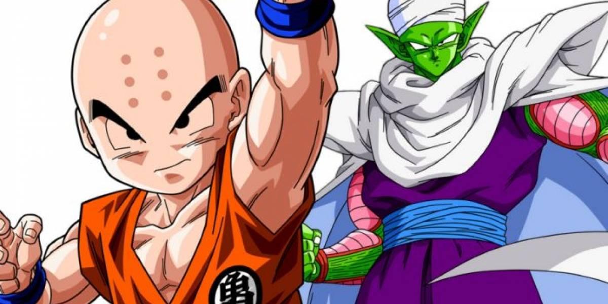 Krillin y Piccolo son los nuevos personajes de Dragon Ball FighterZ
