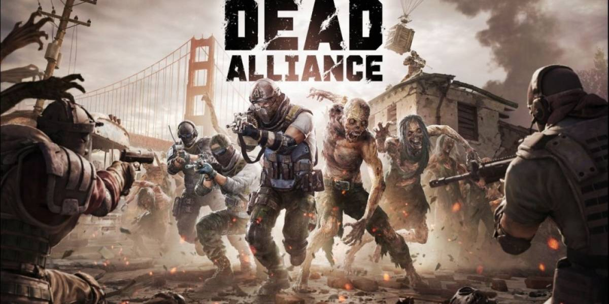 Dead Alliance es un nuevo FPS multijugador de zombis para PS4, Xbox One y PC