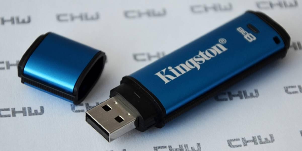 Kingston DataTraveler Vault Privacy Edition 8GB