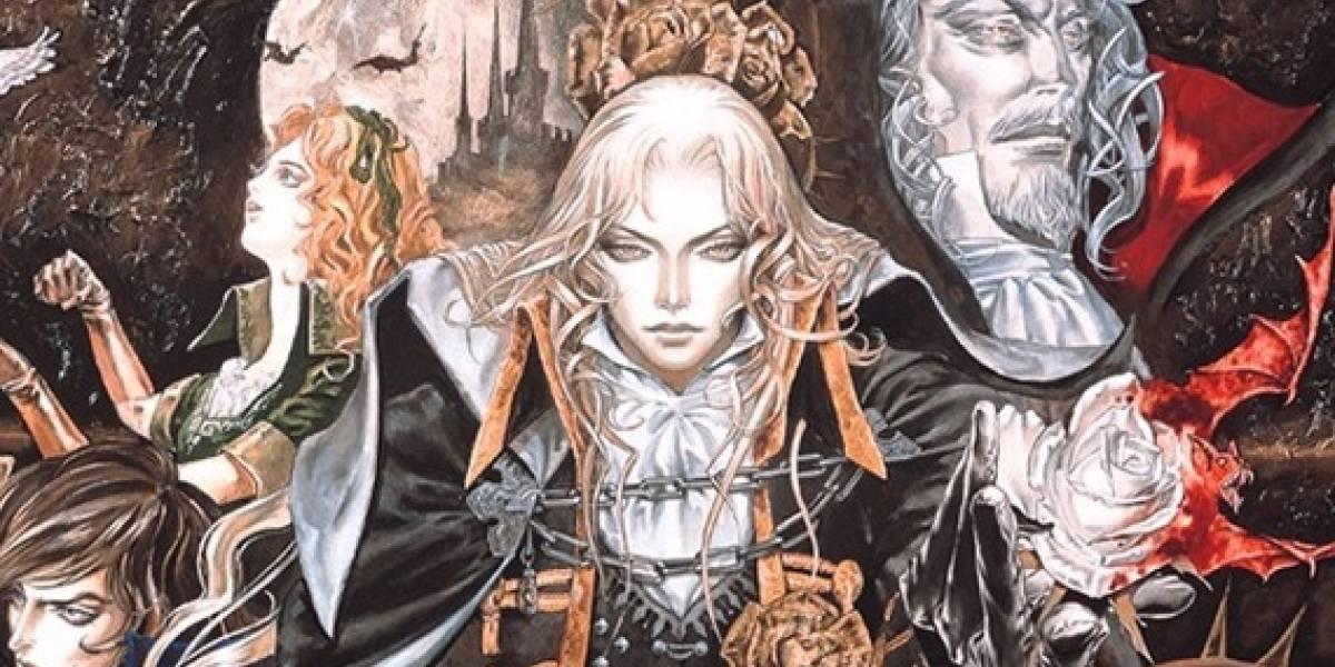 [E309] ¡Kojima trabajando en Castlevania: Lords of Shadow! ¡OMG!