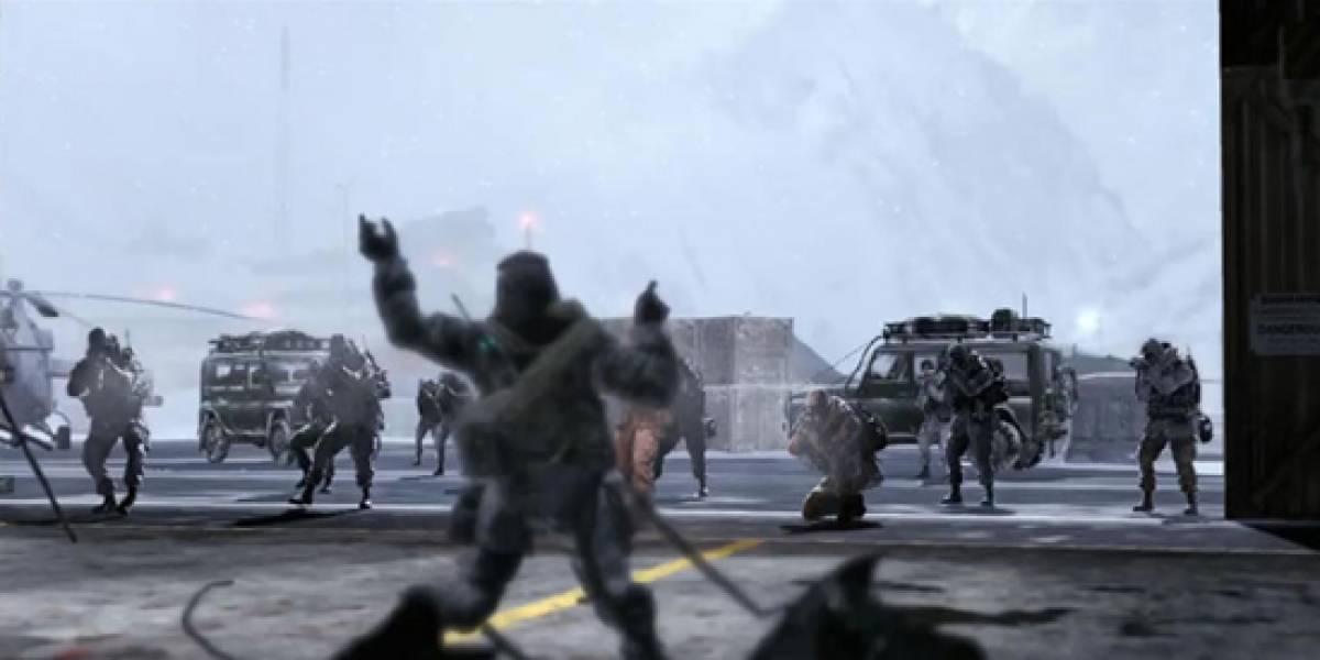 Activision explota contra Infinity Ward