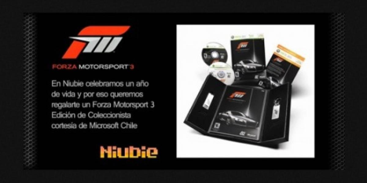 Concurso: Final Forza Motorsport 3 [NB Aniversario]