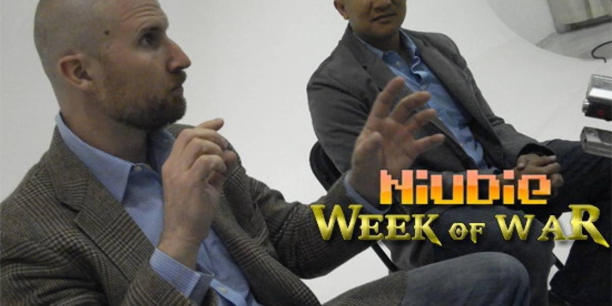 Una Charla con Giovanni Luis y Vassily Filipov [NB Week of War]