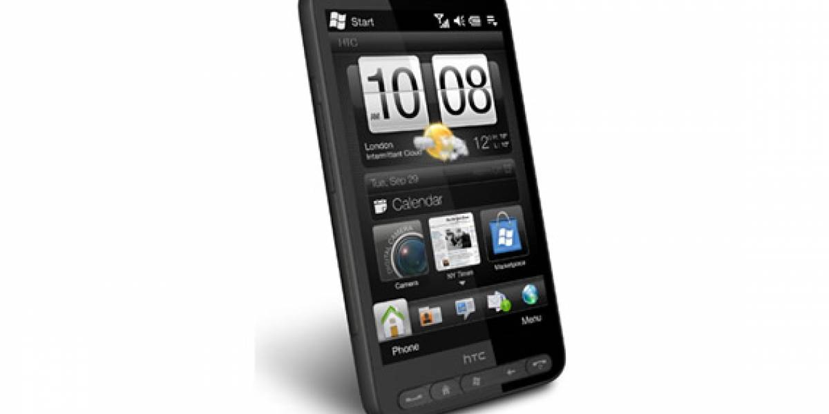 HTC HD2 [W Labs]