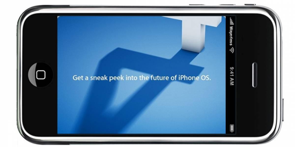 Apple presenta iPhoneOS 4 [En Vivo]