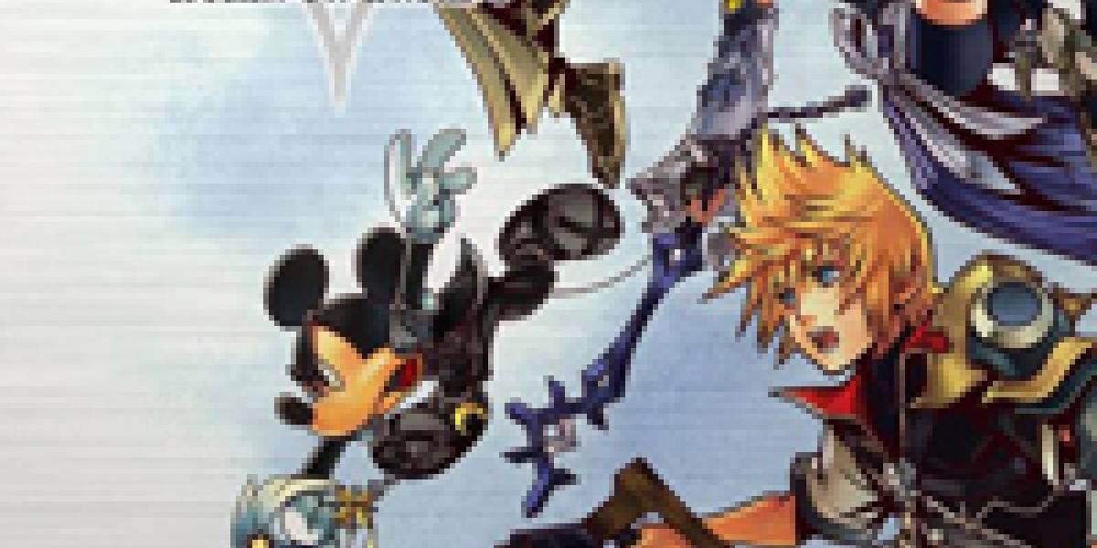 Kingdom Hearts: Birth by Sleep confirmado para Europa