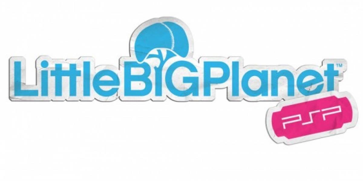 Little Big Planet PSP a primera vista
