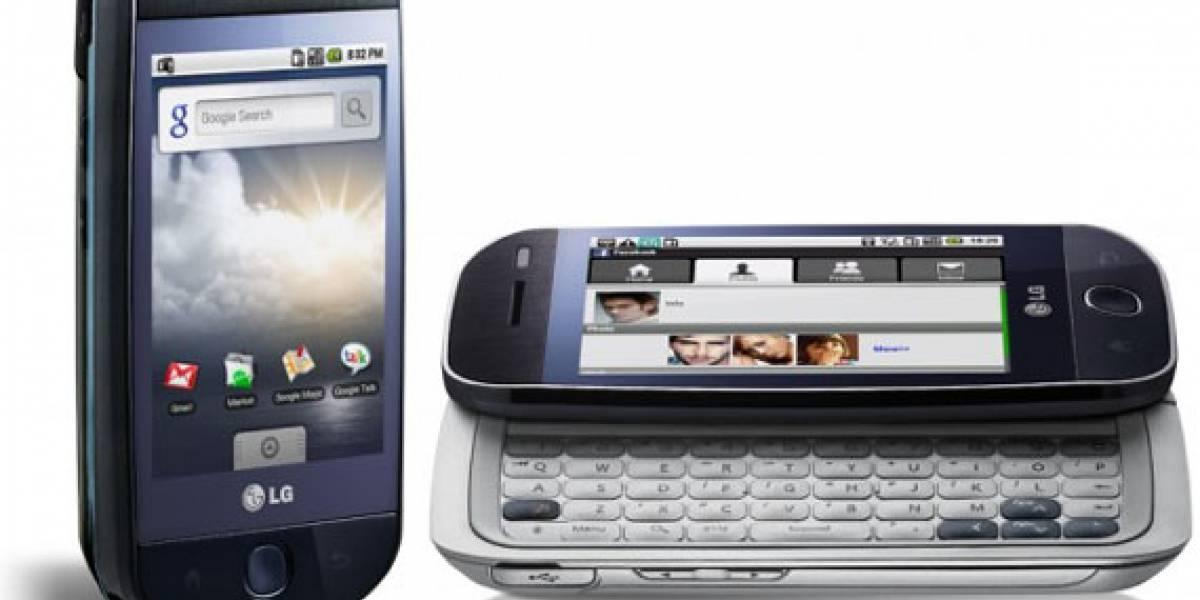 LG Etna, el primer Android de LG anunciado oficialmente