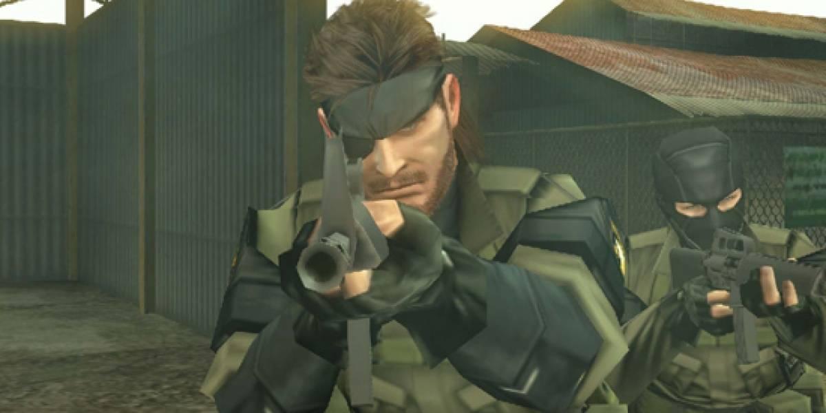 [E309] Metal Gear Solid: Peace Walker llegará al PSP en el 2010