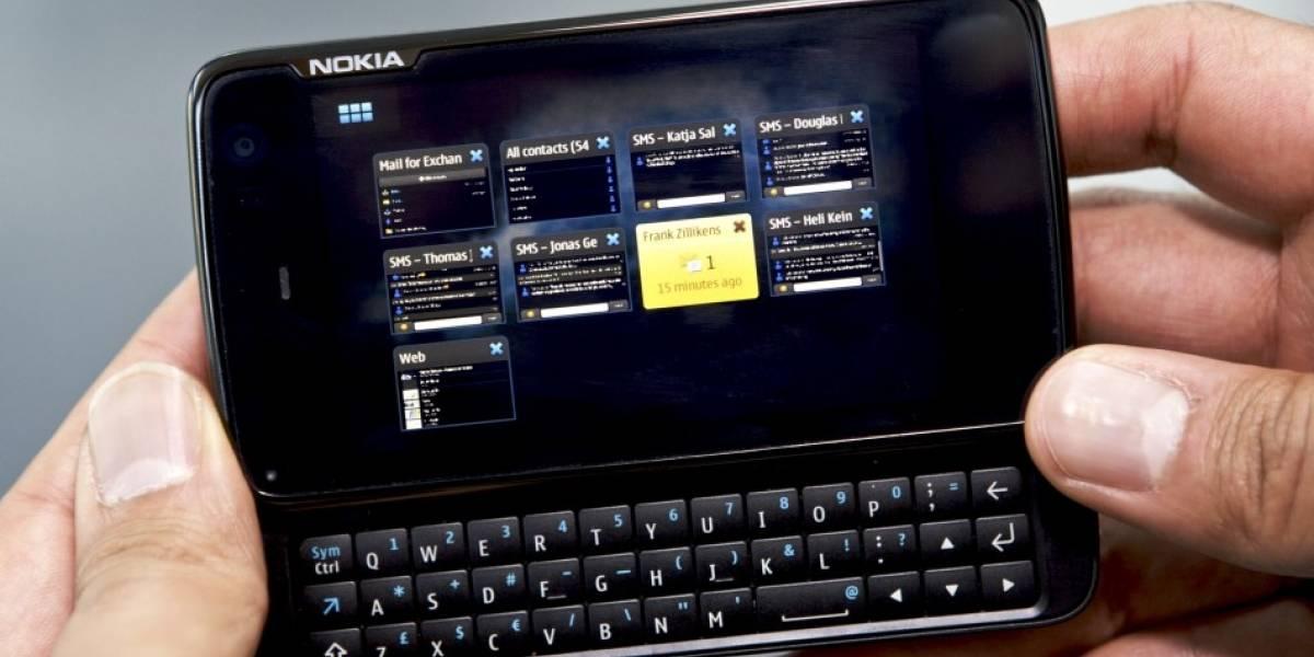 Vídeo: Primera mirada al Nokia N900
