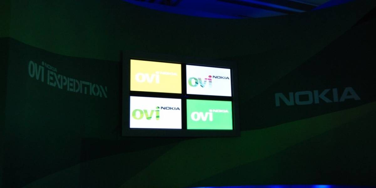 Cobertura en vivo: Nokia Ovi Expedition [W Live]