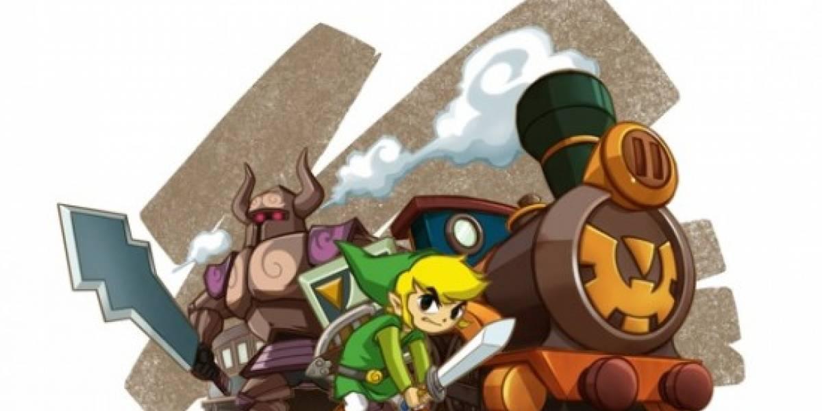 The Legend of Zelda: Spirit Tracks a primera vista [NB Labs]