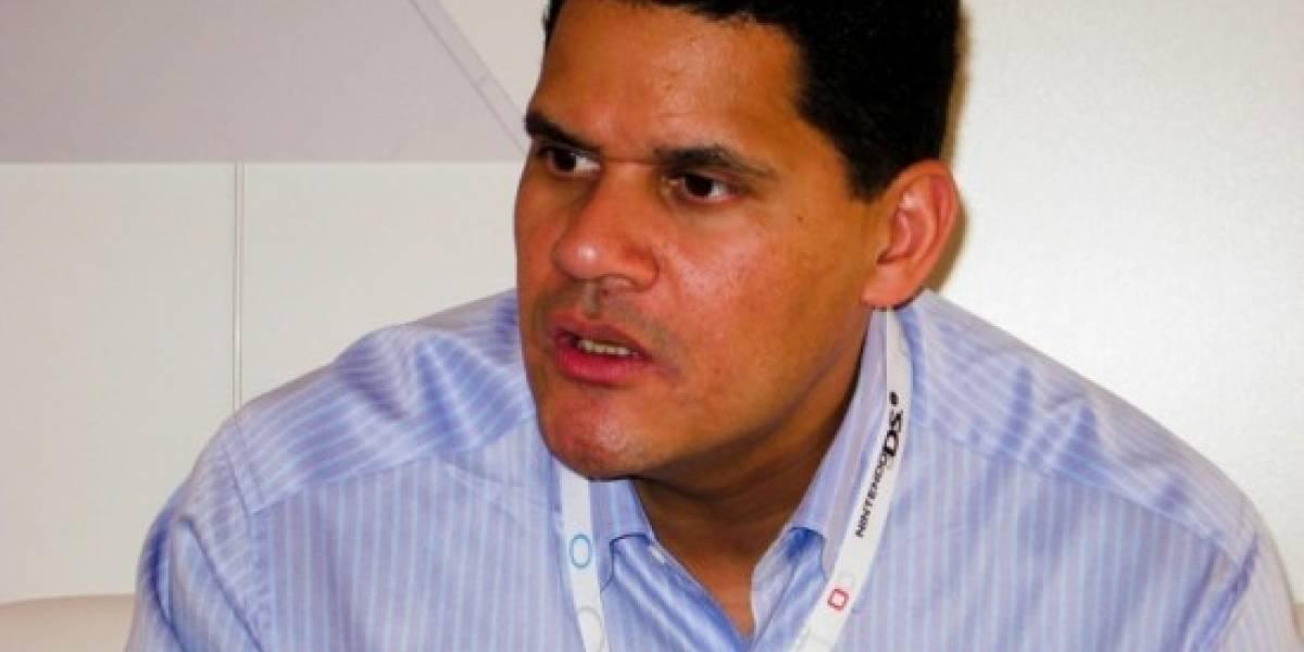 Reggie Fils-Aime: presidente de Nintendo de América [NB Interviú]