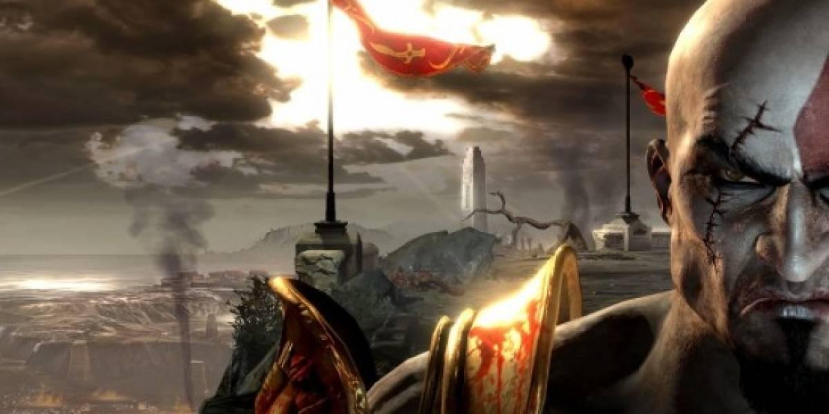 Un paseo con los creadores de God of War III [NB Exclusiva]