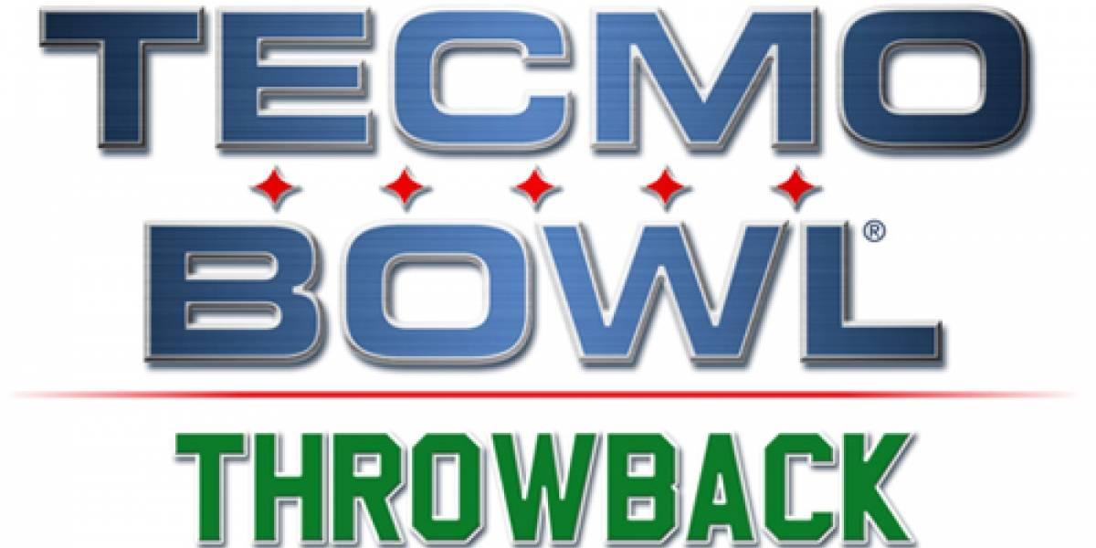 Se anuncia Tecmo Bowl Throwback. El regreso de un clásico.