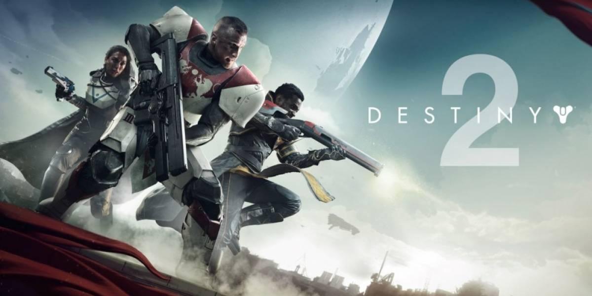 Mira aquí el streaming de Destiny 2