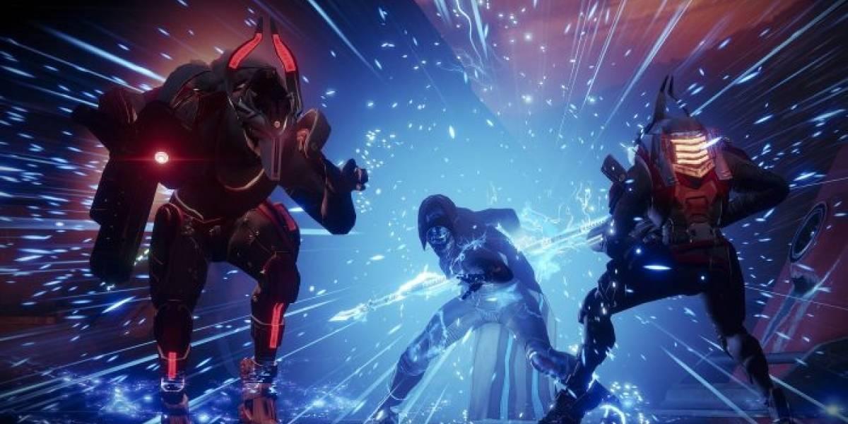 Destiny 2 pronto se verá mejor en Xbox One X y PS4 Pro