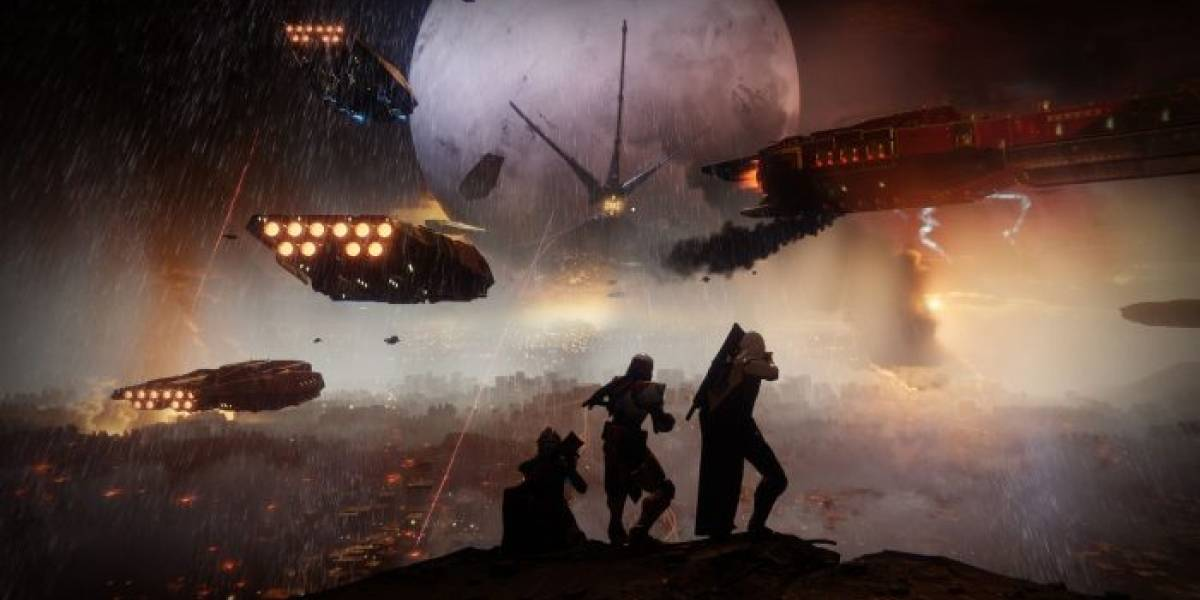 Bungie lanza parche para la Beta abierta de Destiny 2
