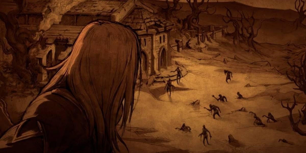 Vean la intro cinemática del Nigromante en Diablo III