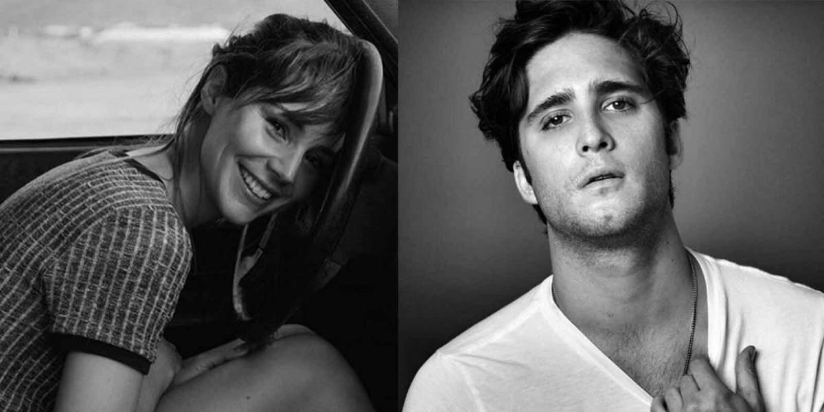 Diego Boneta y Camila Sodi confirman su noviazgo con un apasionado beso