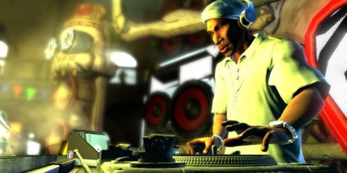 Grandmaster Flash rascará la tornamesa en DJ Hero