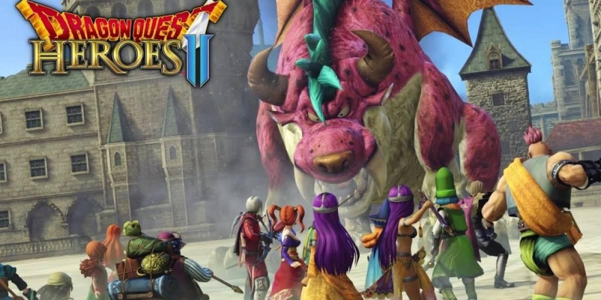 Dragon Quest Heroes 2 ya está disponible en PS4 y PC