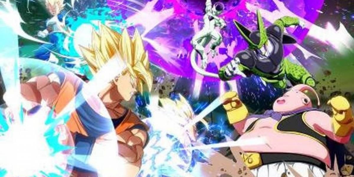 Anuncian juego de peleas de Dragon Ball desarrollado por Arc System Works