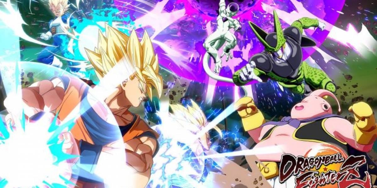 La Beta cerrada de Dragon Ball FighterZ será en septiembre