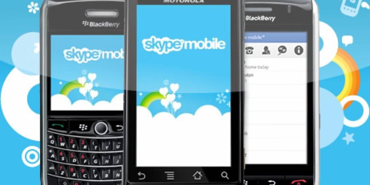 Futurología: Skype en la Android Market