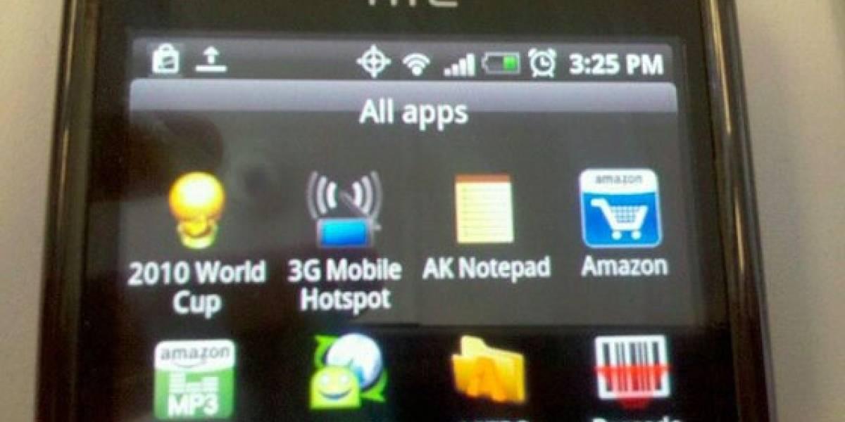 HTC Incredible recibirá actualización (grabación a 720p y soporte hotspot)