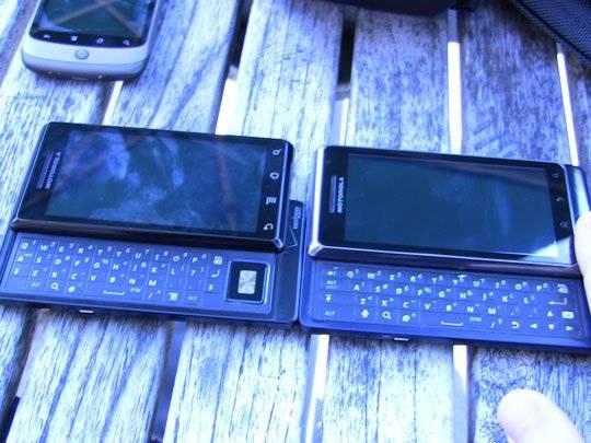 Una mirada al Motorola Droid 2