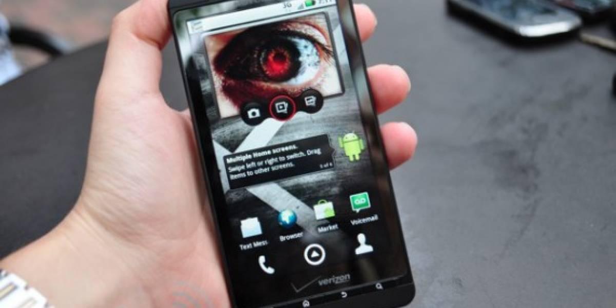 Motorola Droid X agotado en su primer día